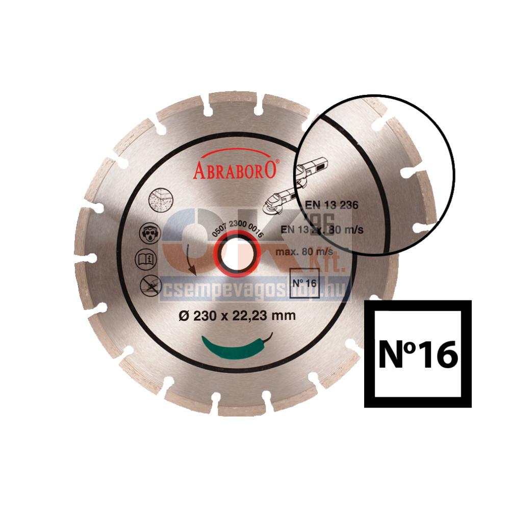 Gumitányér fibertárcsához D115 mm (507115g)