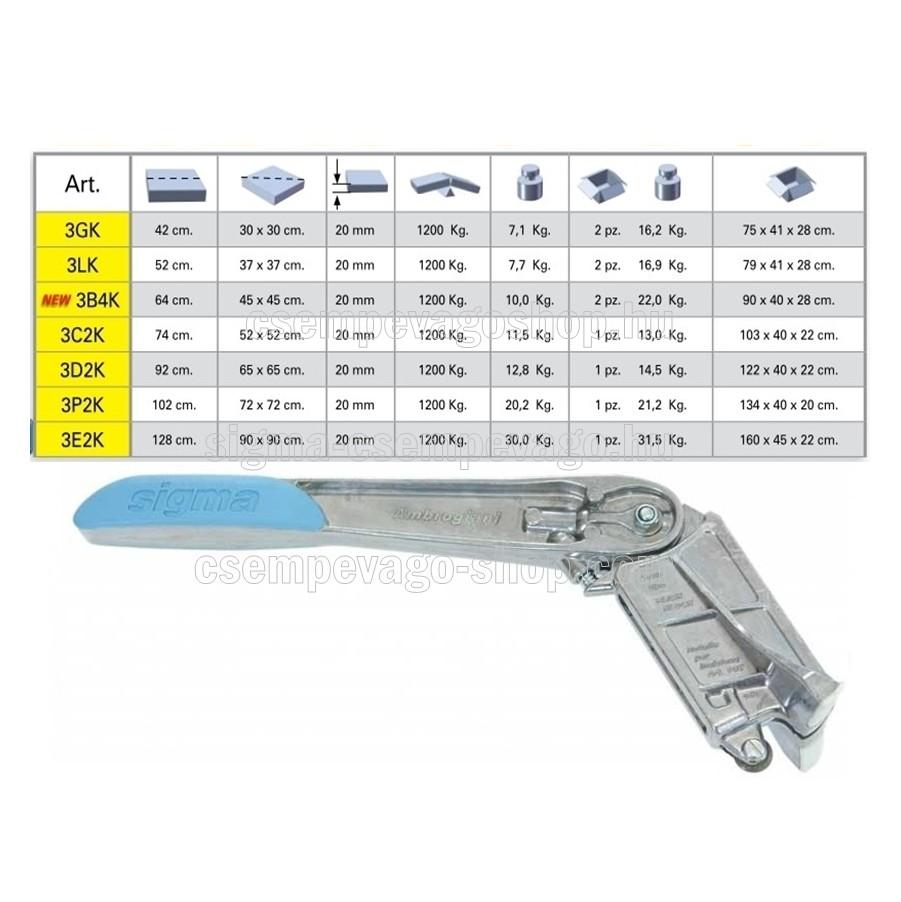 Sigma csempevágókar 024ek 15mm (cs024ek)