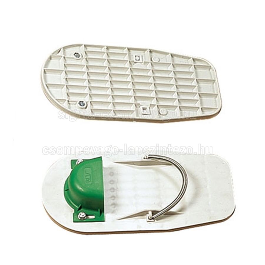 Siri cipőre húzható műanyag papucs betonozázhoz (si50)