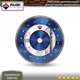 RUBI gyémánttárcsa száraz vágáshoz