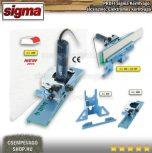 SIGMA csempevágó kiegészítő és burkolószerszám