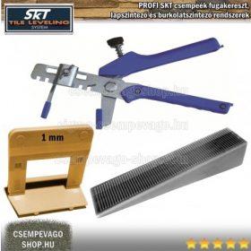 SKT20 NAGY ÉKES lapszintező rendszerek