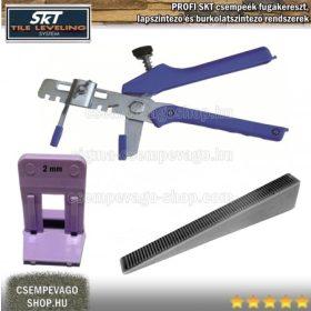 SKT10 KIS ÉKES lapszintező rendszerek