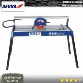 DEDRA vizesvágó gépek
