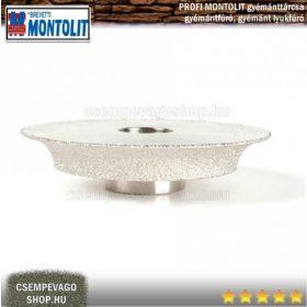 MONTOLIT gyémánttárcsa, gyémánt profilmarótárcsa