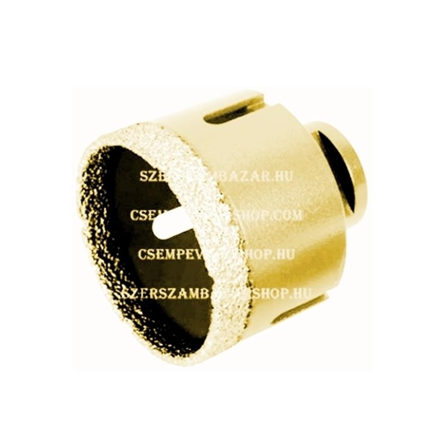 Makita Gyémánt körkivágó, gyémántos lyukfúró, Gyémántfúró M14 67mm PROFI (d44600)