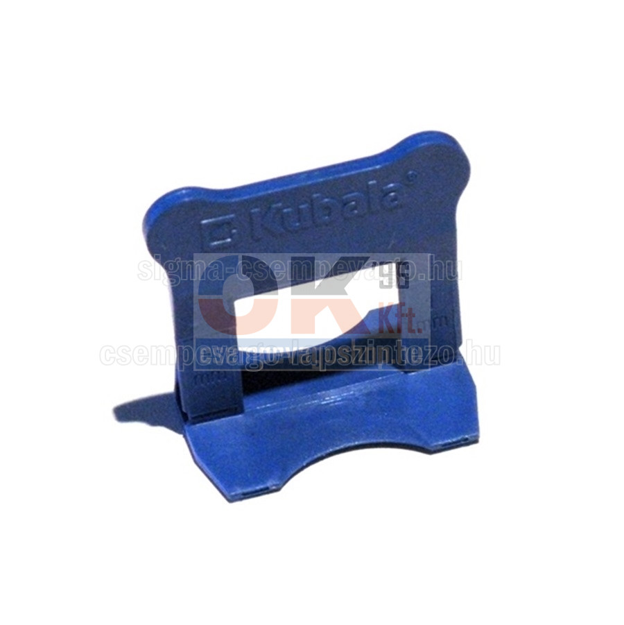 Kubala ÉKES burkolat és lapszintező, TALP elem 1000 db, 1mm fuga, 3-16 mm laphoz (mak1892cs4)