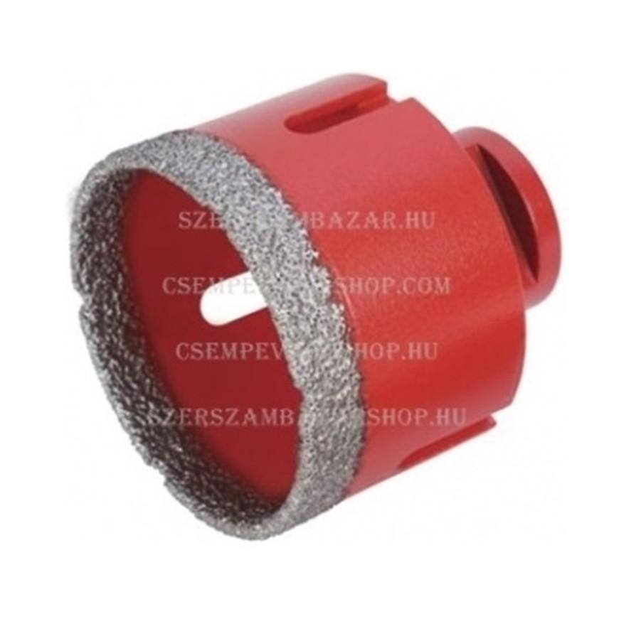 Rubi körkivágó gyémánt lyukfúró sarokcsiszolóra száraz 68 mm (ru04917)