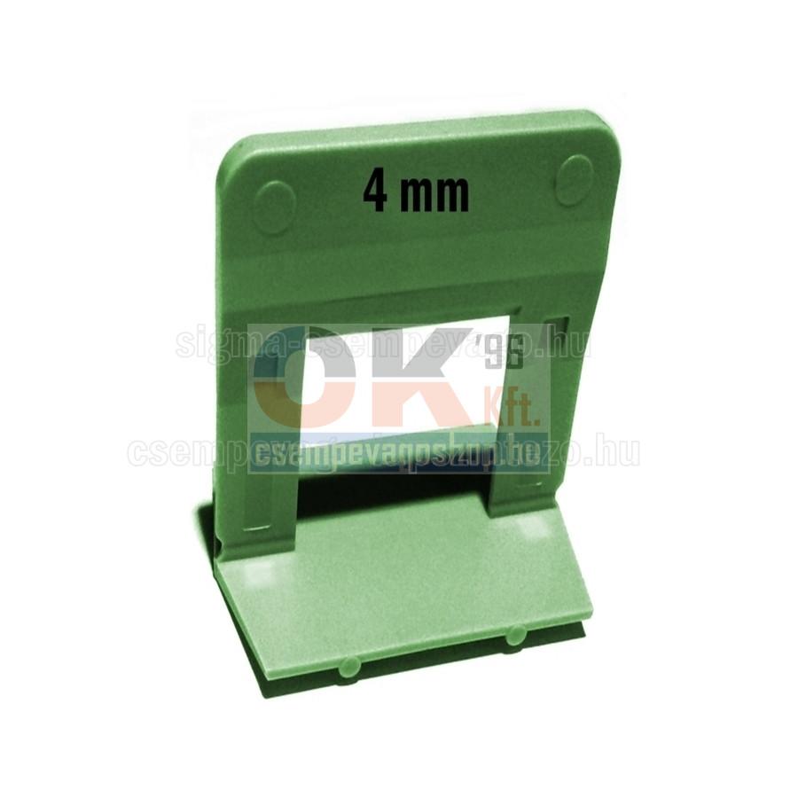 SKT2015 ÉKES lapszintező, TALP elem 1000 db, 4mm fuga, 12-22mm laphoz (skt201514cs4)